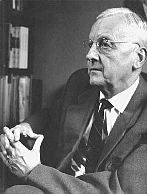 Gerhard von Rad: Nürnberg: 21.10.1901 - Heidelberg: 31.10.1971