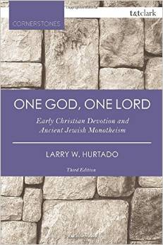 Larry W. Hurtado, One God, One Lord