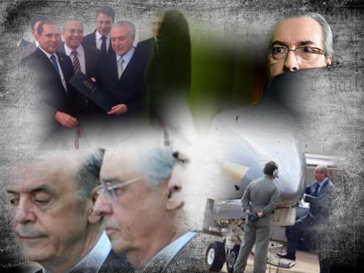 O xadrez do golpe - Luis Nassif