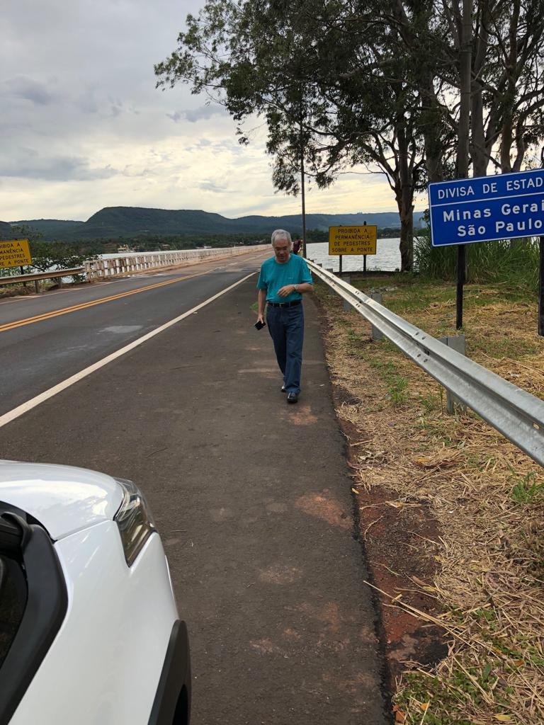 Ponte sobre o Rio Grande: 17.01.2019