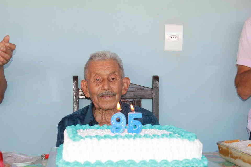 José Nicolau: 95 anos - 19.01.2019