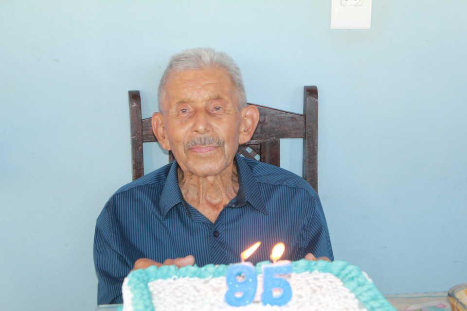 95 anos de José Nicolau - 19.01.2019