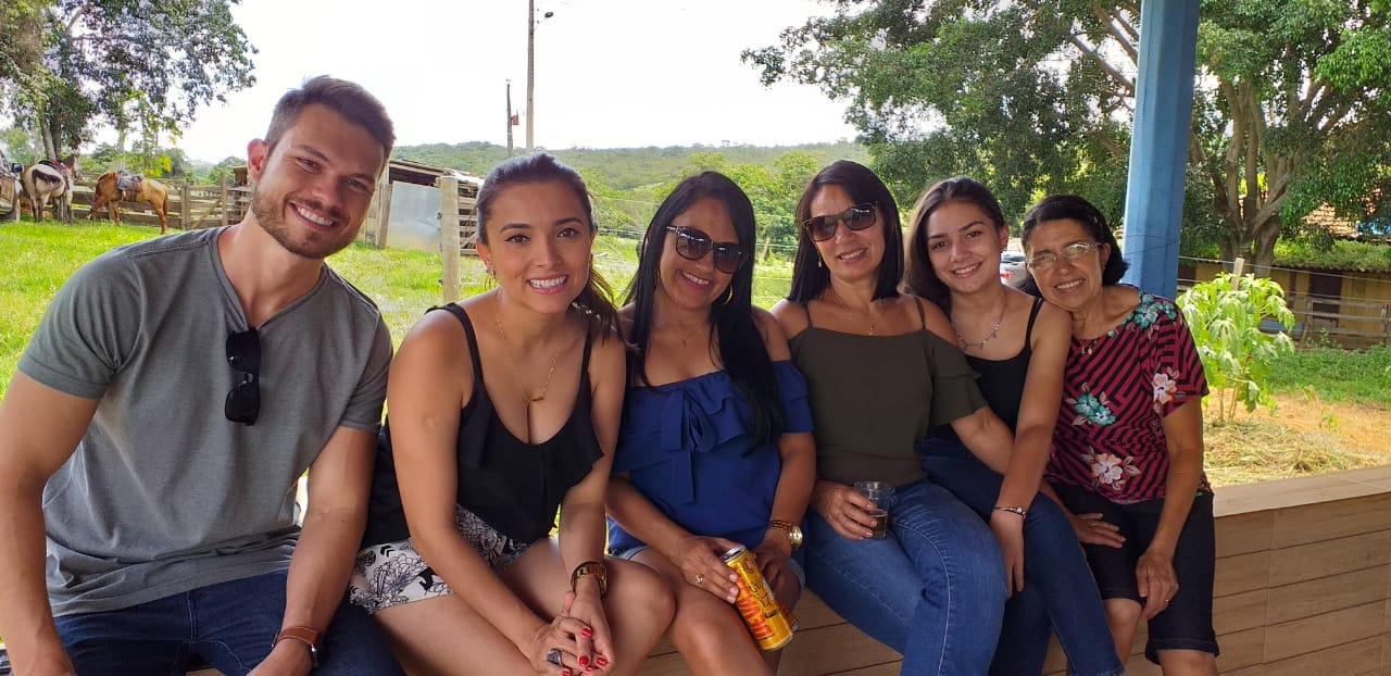 Na festa de José Nicolau, em Alagoas: 19.01.2019