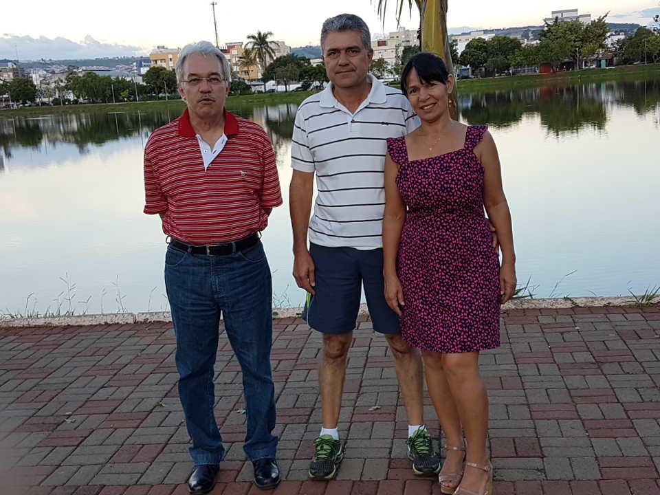 Lagoa Grande, Patos de Minas em 20.01.2019