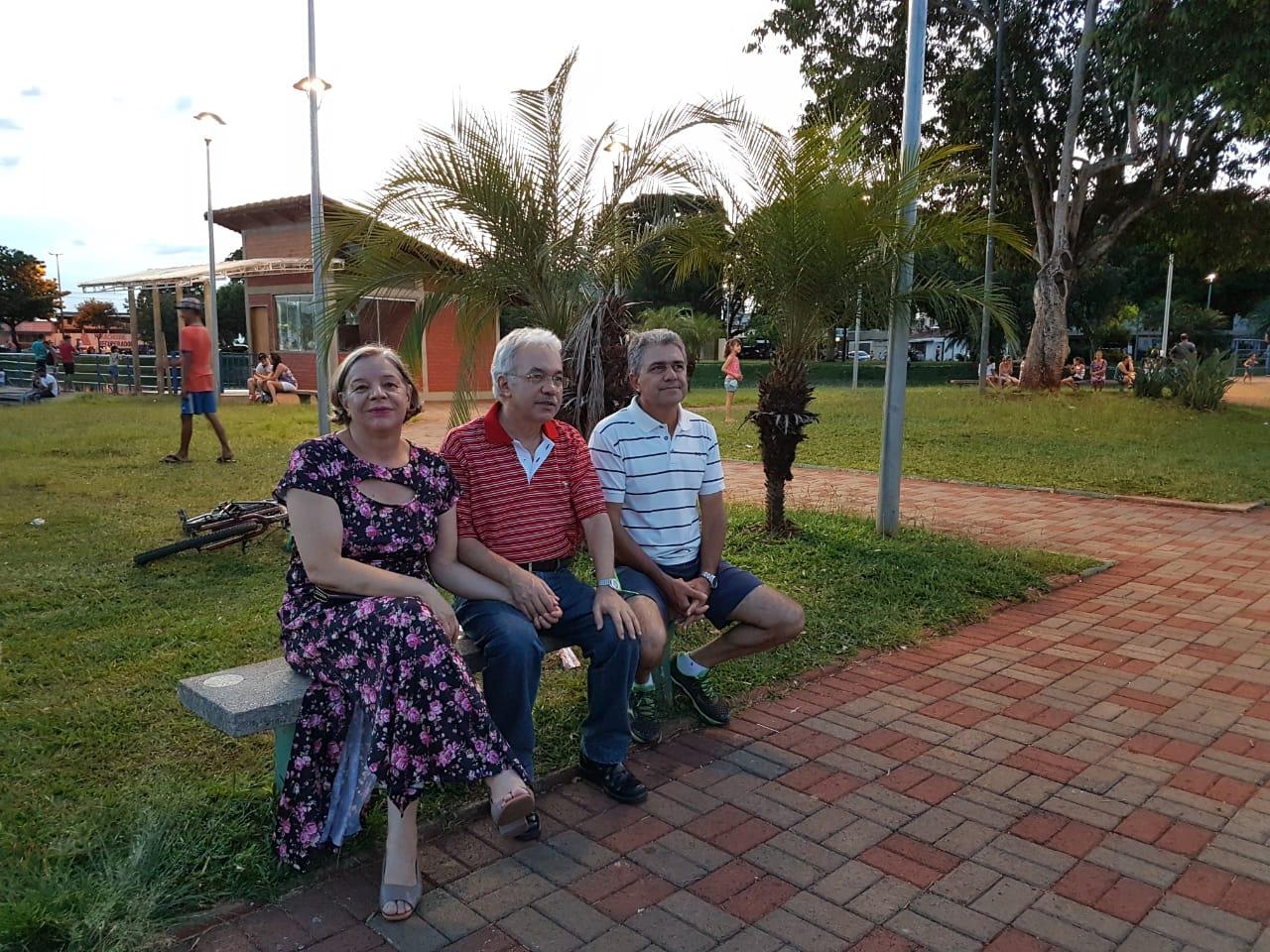 Lagoa Grande, Patos de Minas, em 20.01.2019