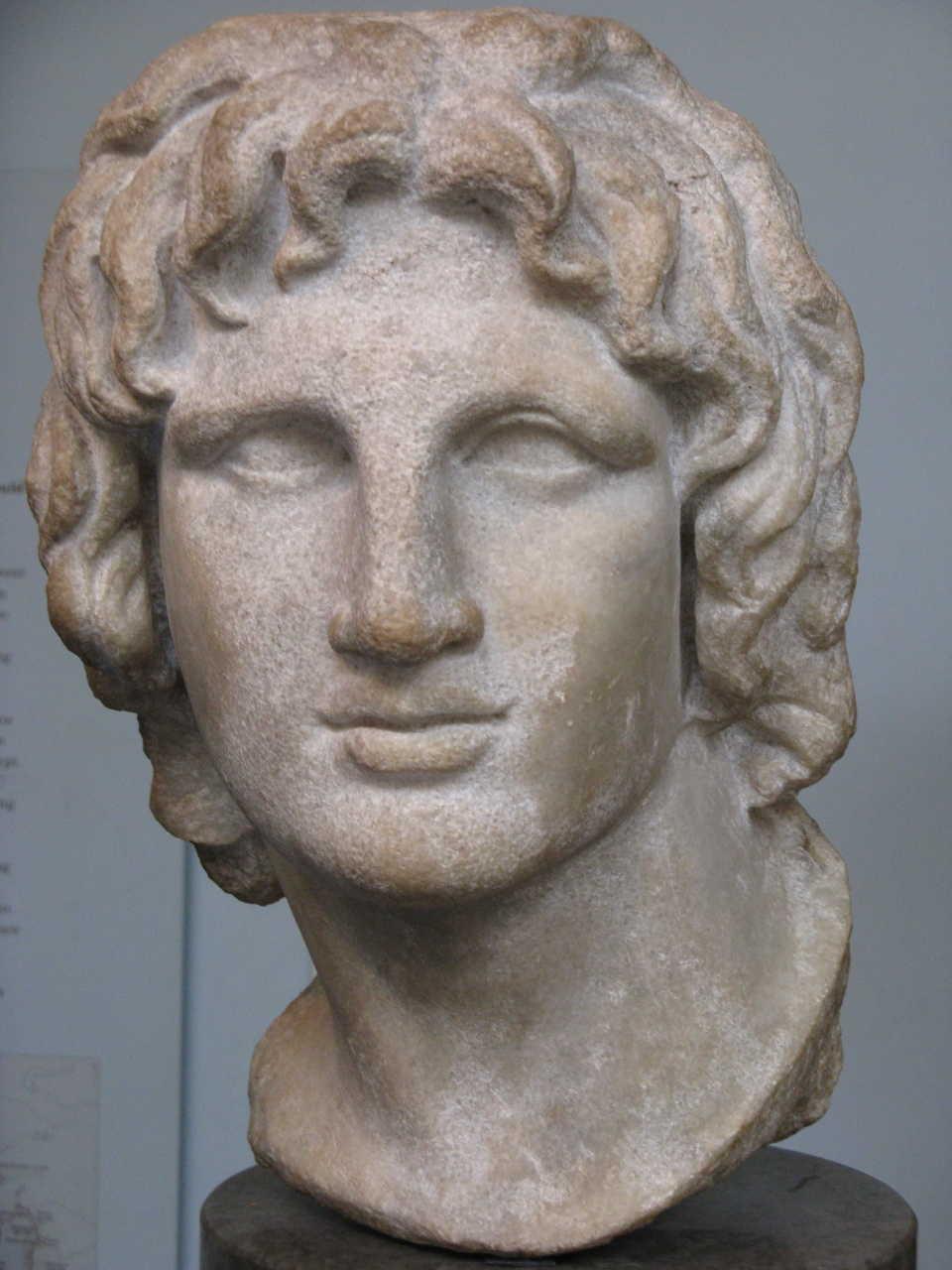 Alexandre Magno (356-323 a.C.)
