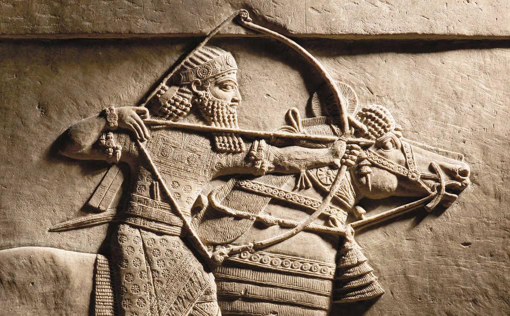 Assurbanípal, rei da Assíria (668-627 a.C.)
