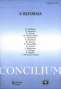 A Reforma - Concilium 370 - 2017/2