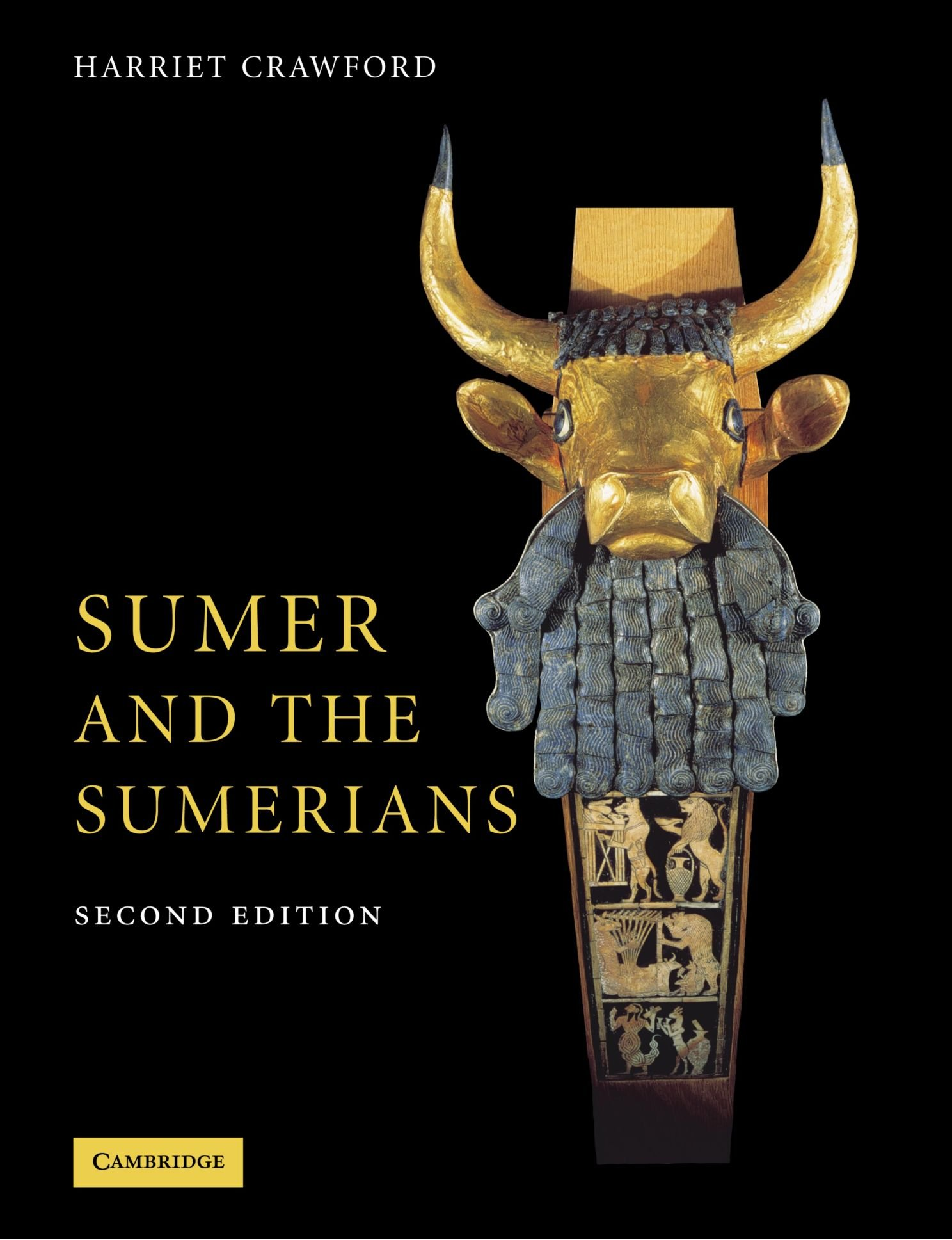 CRAWFORD, H. E. W. Sumer and the Sumerians. 2. ed. Cambridge: Cambridge University Press, 2014, 264 p.