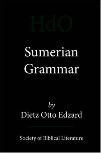 EDZARD, D. O. Sumerian Grammar. Atlanta: Society of Biblical Literature, 2003, 191 p.