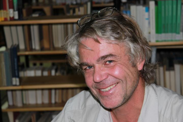Göran Eidevall, Professor de Bíblia Hebraica na Universidade de Uppsala, Suécia