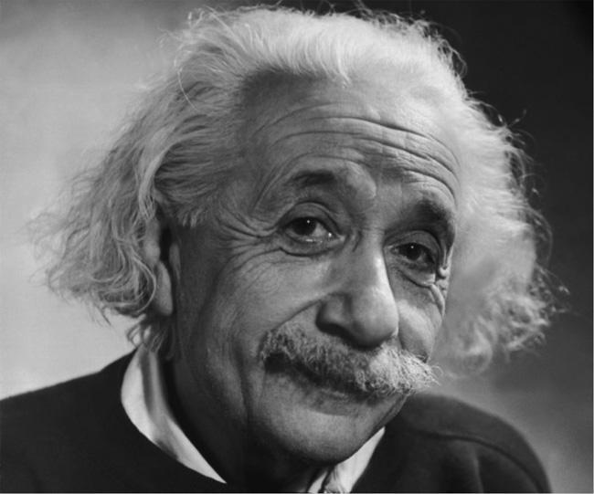 Albert Einstein: 1879-1955