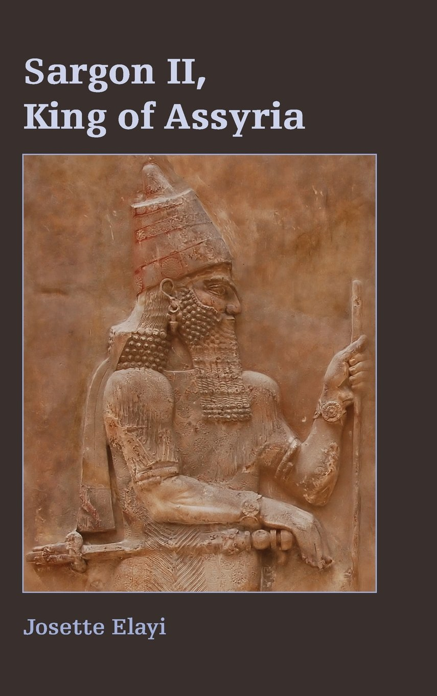 ELAYI, J. Sargon II, King of Assyria. Atlanta: SBL Press, 2017, 298 p.
