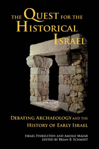 FINKELSTEIN, I.; MAZAR, A. The Quest for the Historical Israel: Debating Archaeology and the History of Early Israel. Atlanta: Society of Biblical Literature, 2007, 220 p.