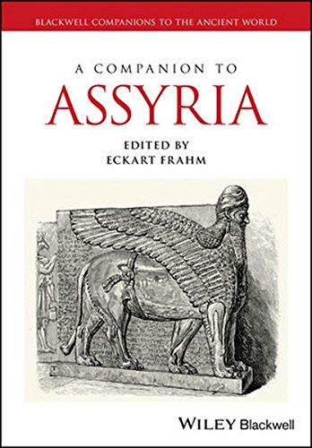 FRAHM, E. (ed.) A Companion to Assyria. Chichester, West Sussex, UK: Wiley Blackwell, 2017, XIV + 634 p.