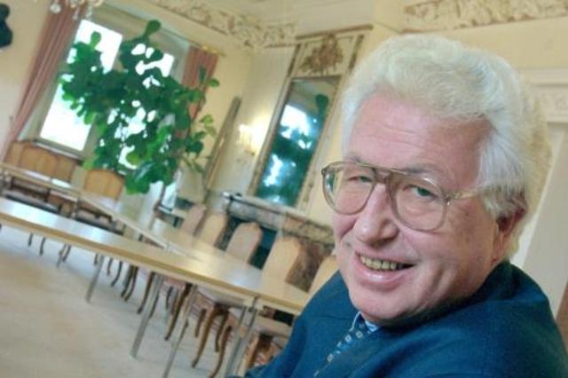 Hans Heinrich Schmid: 1937-2014 - Suíça