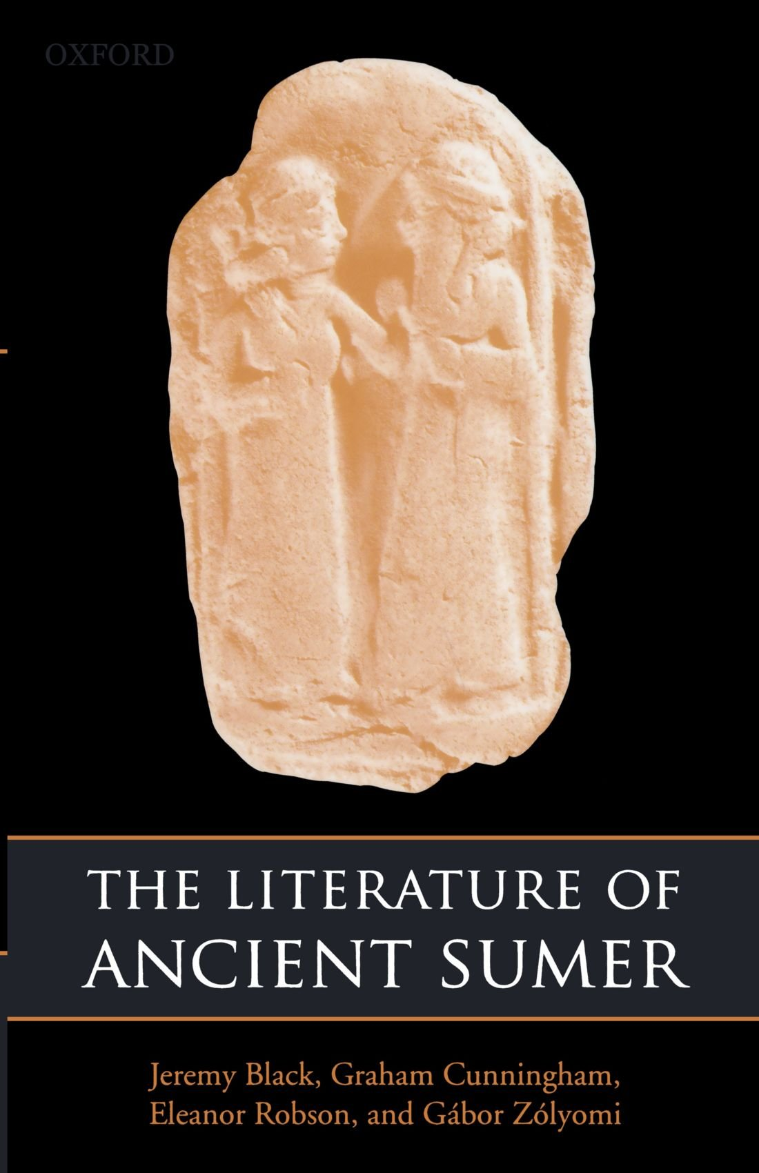 BLACK J. et alii The Literature of Ancient Sumer. Oxford: Oxford University Press, 2006, 438 p.