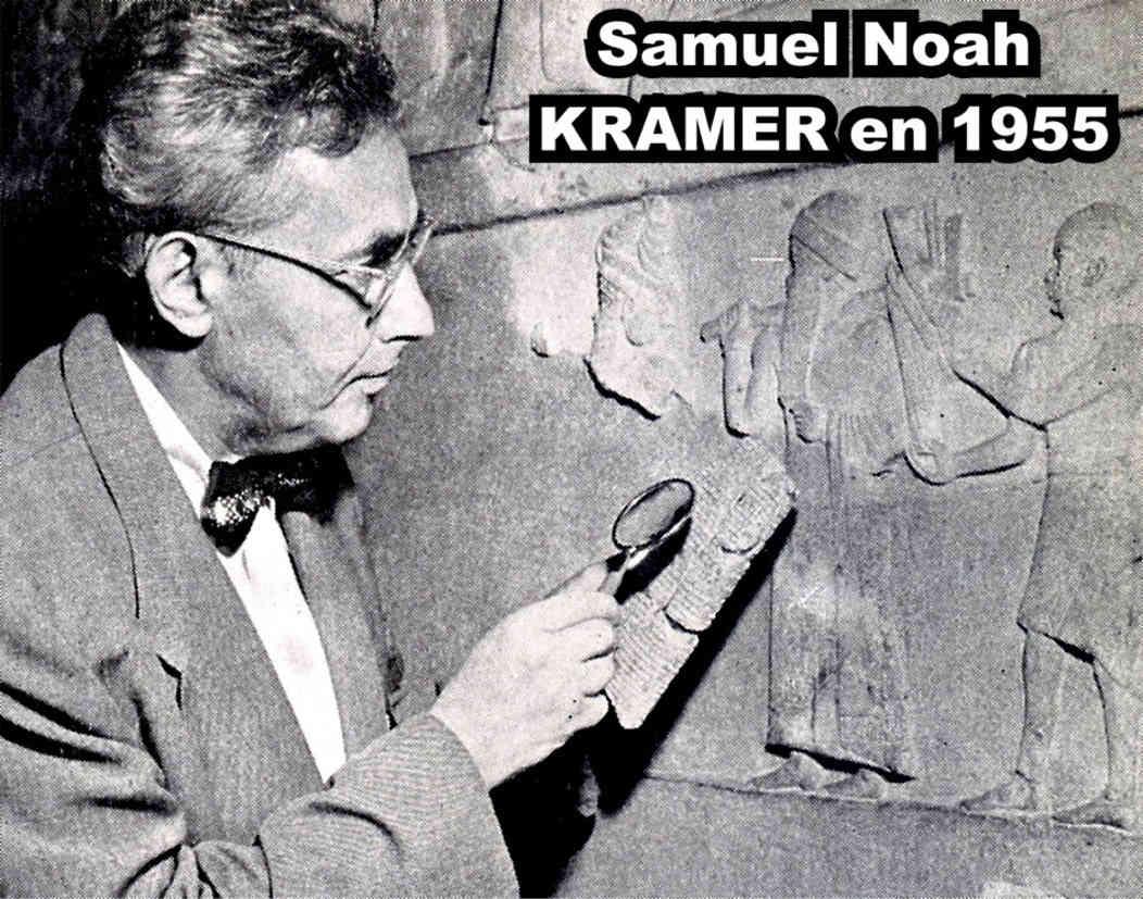 Samuel Noah Kramer (1897-1990)