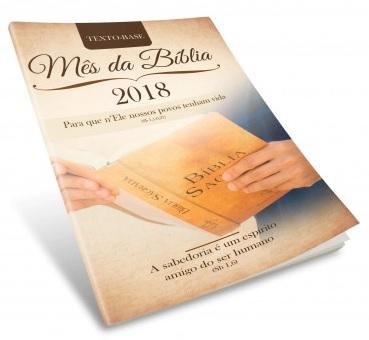 Mês da Bíblia 2018: Para que n'Ele nossos povos tenham vida: Sabedoria 1,1-6,21. Brasília: CNBB, 2018.