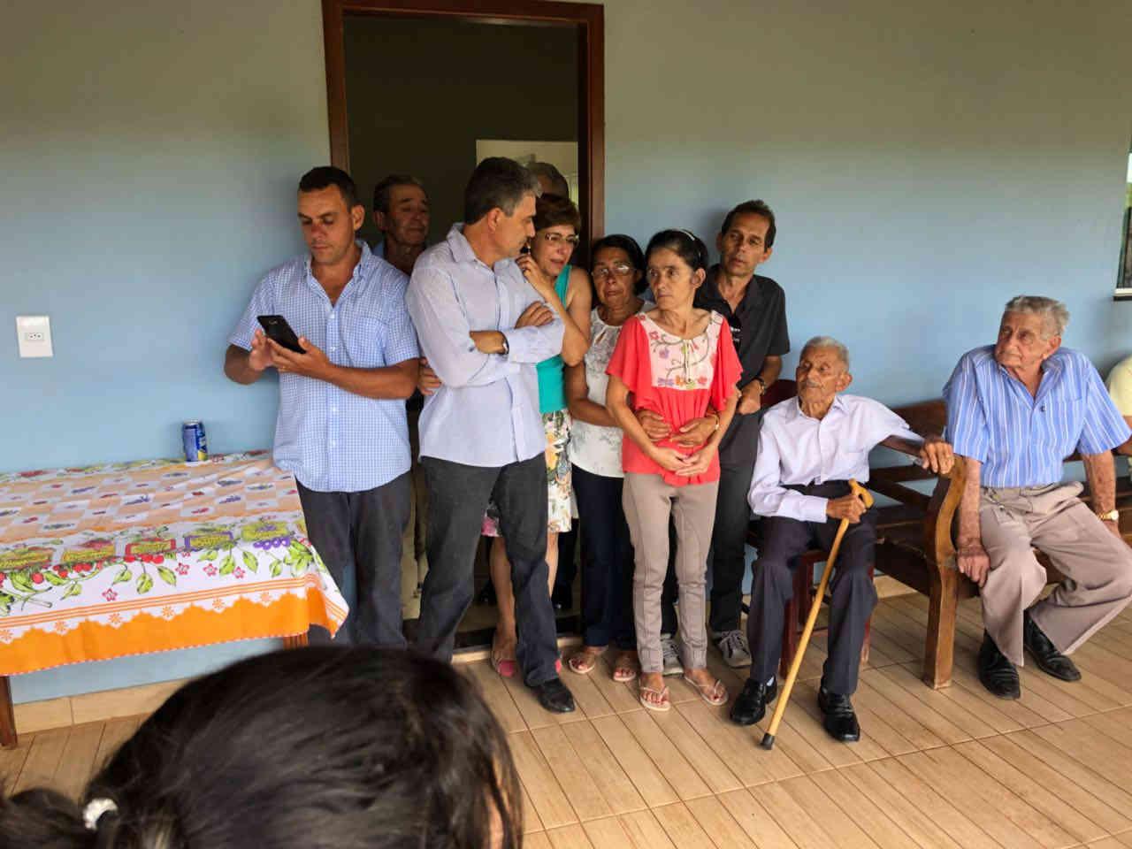 José Nicolau na festa de aniversário - 20.01.2018