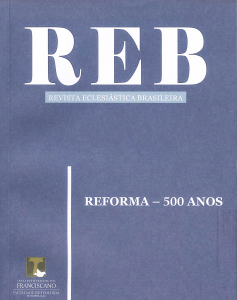 Reforma - 500 anos - REB 77, n. 305, Jan./Mar.2017