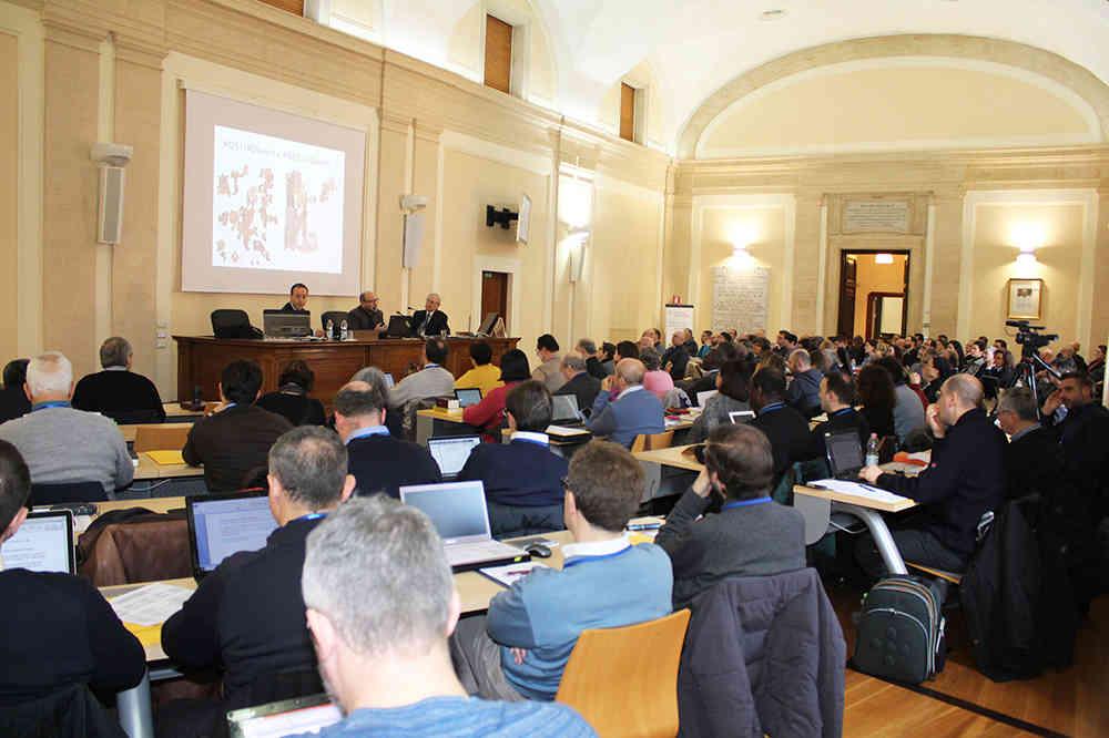Seminário do PIB para professores de Bíblia: aula do Prof. Simone Paganini - 22.01.2018
