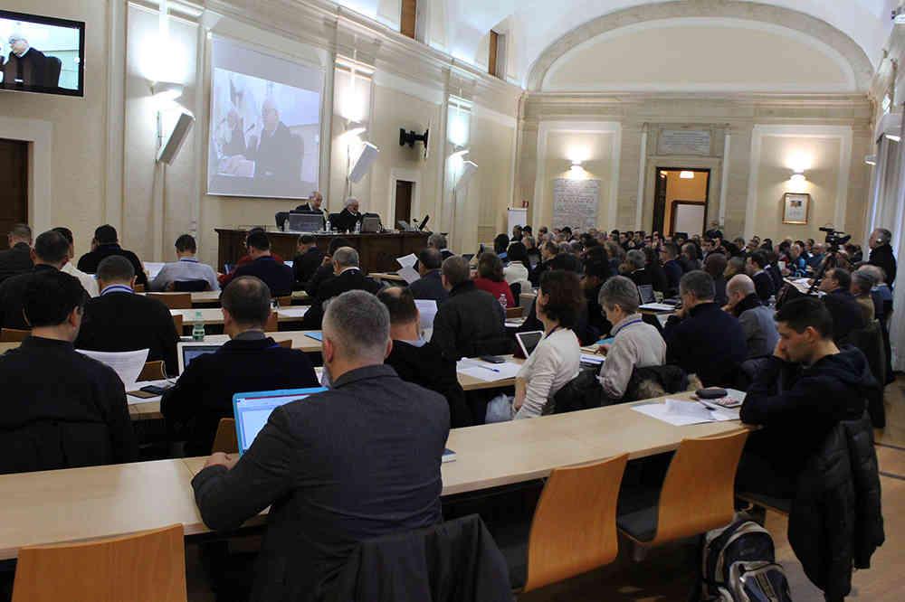 Seminário do PIB para professores de Bíblia: aula do Prof. Massimo Grilli - 21.01.2019