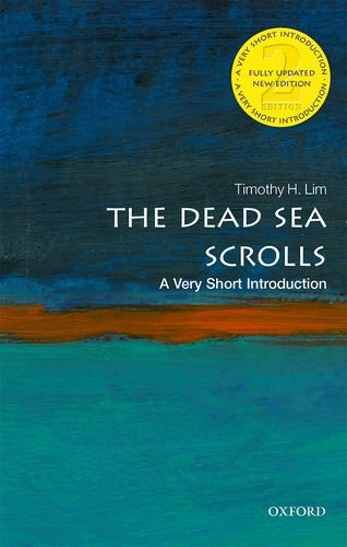 LIM, T. H. The Dead Sea Scrolls: A Very Short Introduction. 2. ed. New York: Oxford University Press, 2017, 168 p.