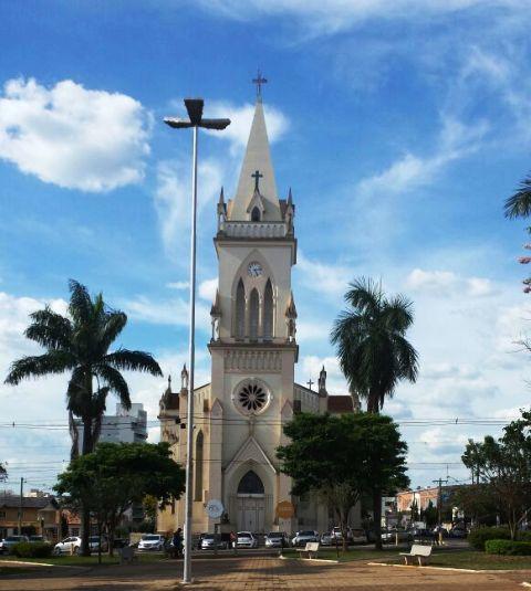 Catedral de Patos de Minas