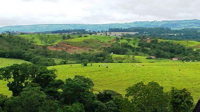 Fazenda onde mora minha irmã Sônia