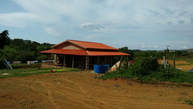 A casa nova de José Nicolau está quase pronta