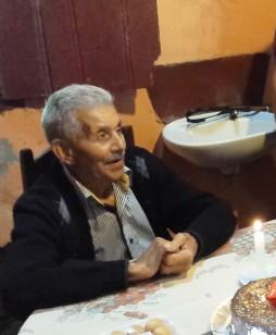 José Nicolau, meu pai, em 16 de janeiro de 2016