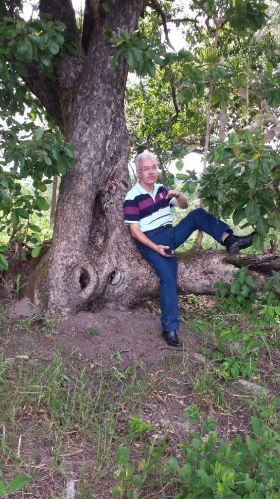 Dia 13.01.2017: na fazenda onde nasci, em Alagoas