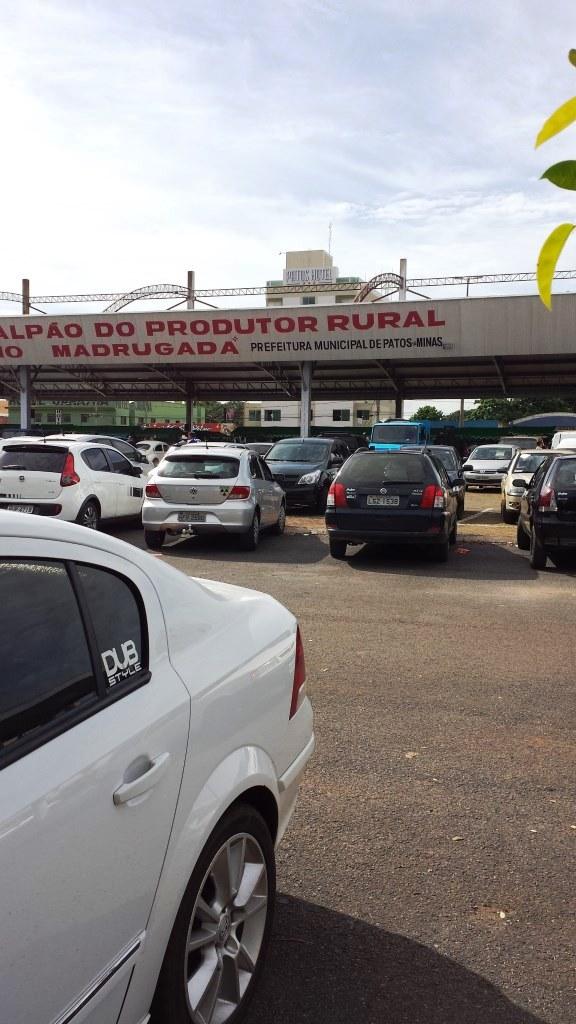 Feira Livre do Produtor Rural em Patos de Minas